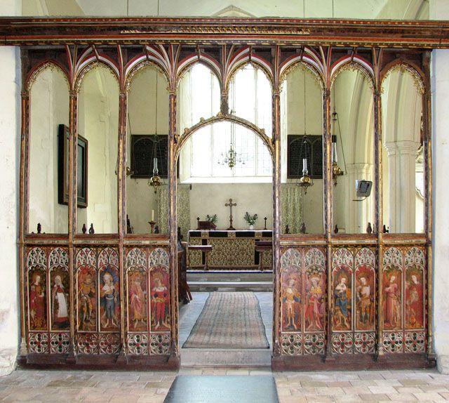 St. Michael's, Barton Turf, Norfolk.