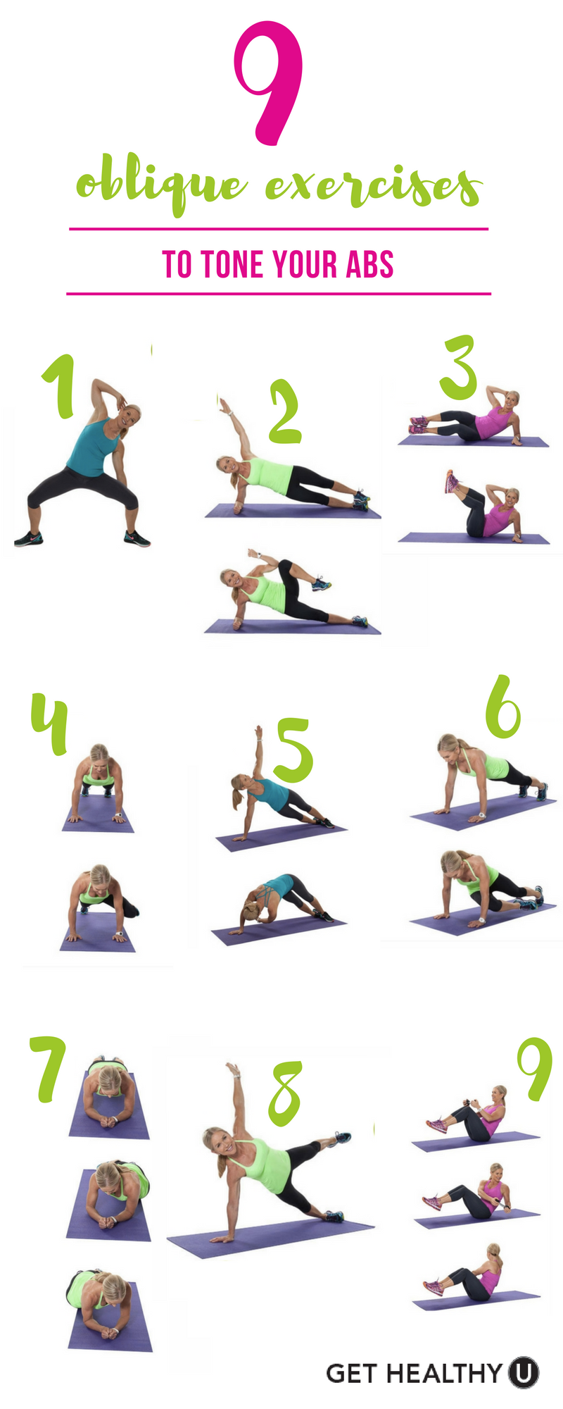 pics 9 Fast Workouts to Get a Fabulous Body