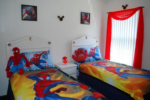 Beautiful Spiderman Decor