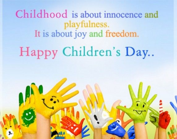 Happy Childrens Day Quotes From Teachers Ijay Happy Childrens