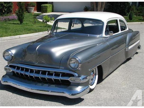 1954 Chevrolet Bel Air Classic Cars Chevrolet Bel Air Chevy