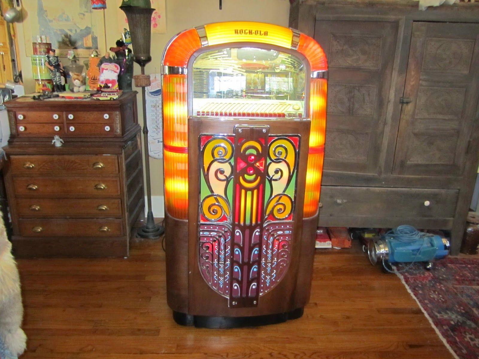 Jukebox, Arcade and Slot Machine Repair: Jukeboxes | Repair