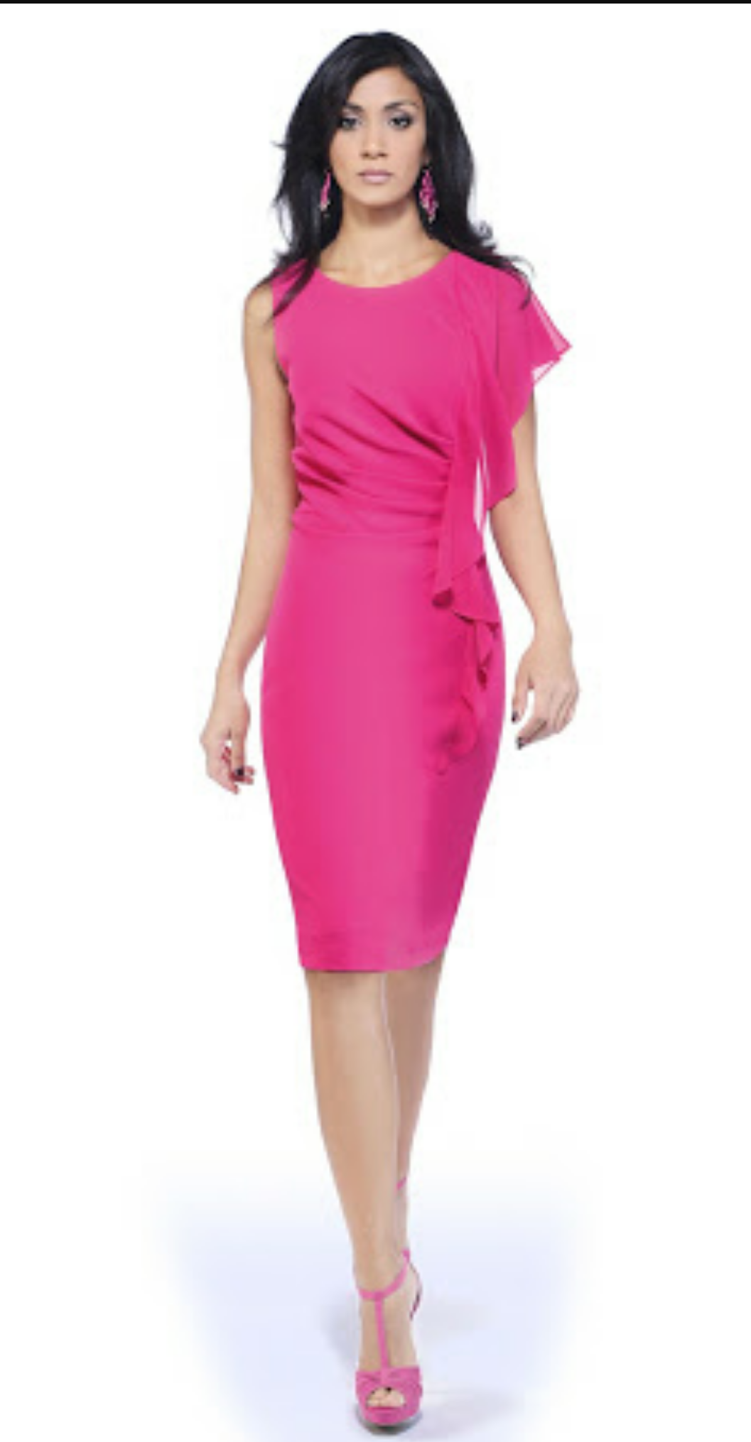Pink Dress | Michaela Louisa Collection from London. Website: http ...
