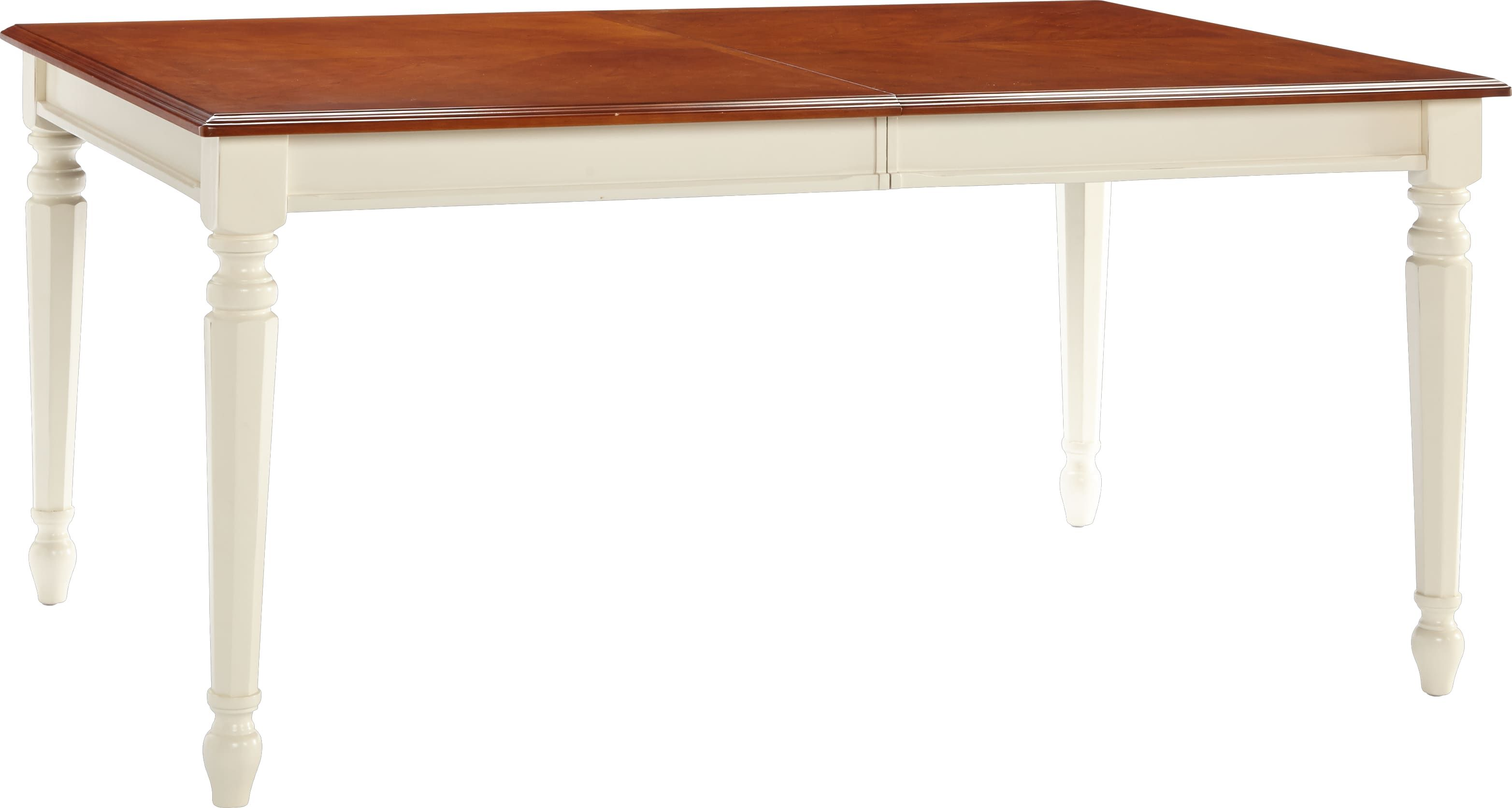 Cindy Crawford Home Ocean Grove White Dining Table White Dining