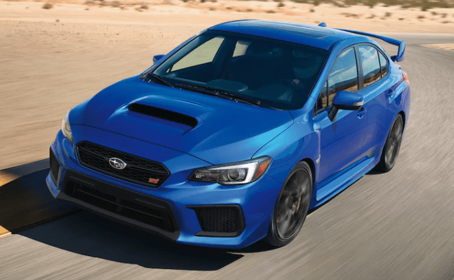 2018 Subaru Wrx Sti Limited 0 60 2016 Engine Horse