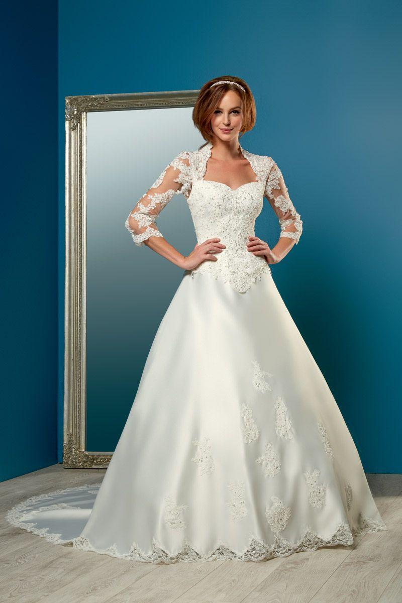 DressesLace Tati Wedding Tati MariageLeonesseRobe Weddings yY6gf7bv