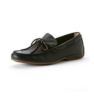 "Frye® Men's ""Lewis"" Tie Loafers"