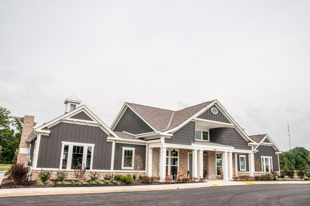 Cheshire Woods Clubhouse | community clubhouse | home communities in ...