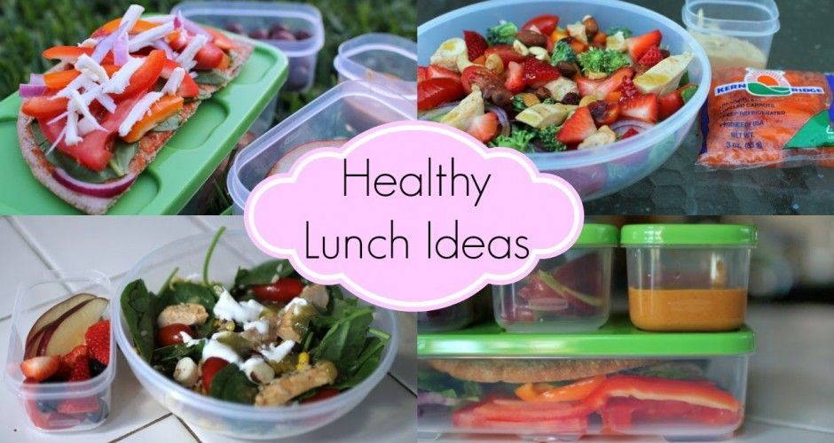 Healthy Lunch Weight Loss