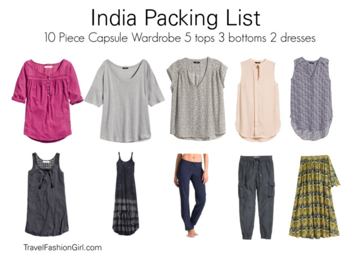 What to Pack for India: Delhi, Agra, and Jaipur   India