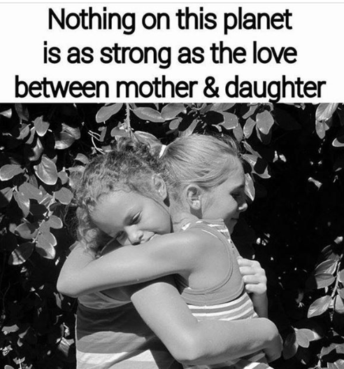 Nothing On This Planet Is As Strong As The Love Between Mother And