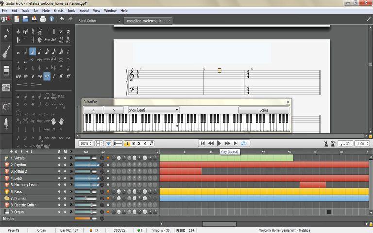 Guitar pro 6 keygen mac download