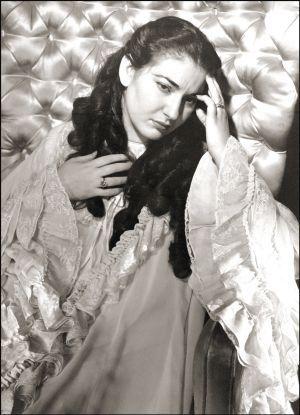 Palabras Sin Trampa Cantantes De Opera Maria Callas ópera