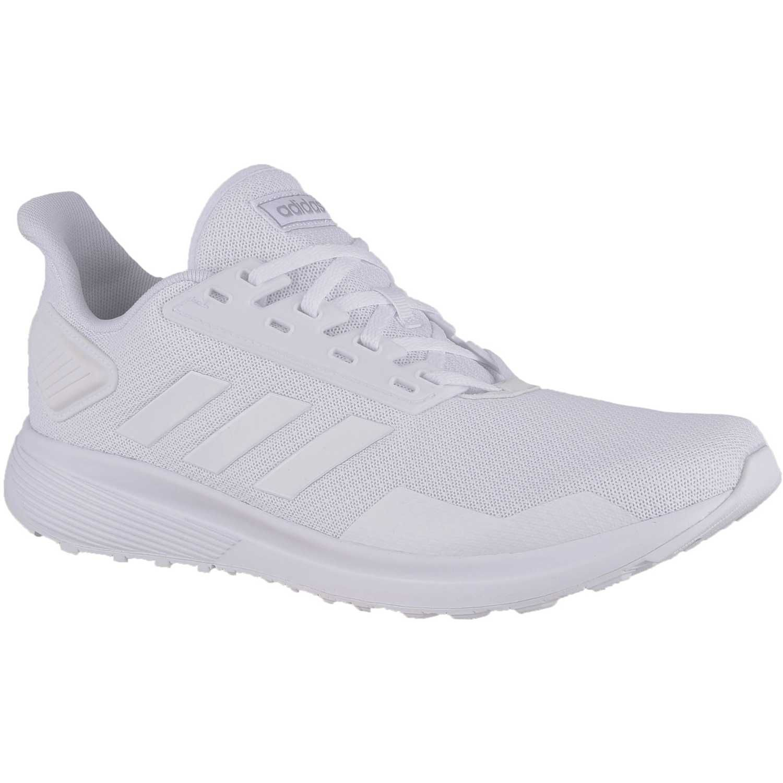 zapatillas hombre adidas blancas