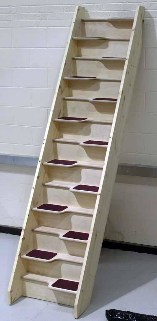 Alternating Tread Staircases Birch 24 Space Saver Staircase Jpg