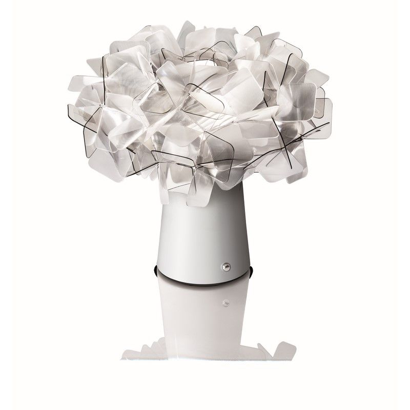 Lampe De Table Sans Fil Rechargeable Clizia Fumee Slamp Pinterest