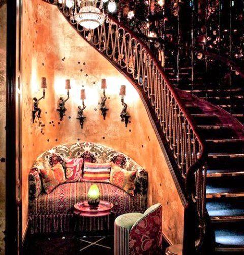 Restaurant Lounge, Londres