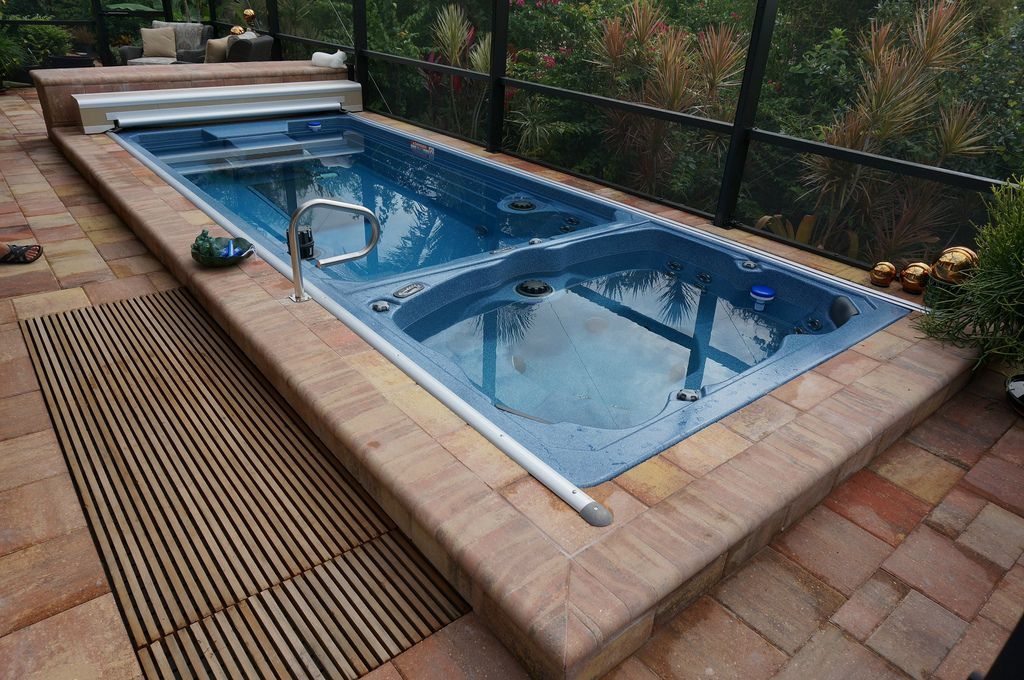Swim Spa Photo Gallery Pool Ideas Pinterest Endless Pools Spa And Swimming