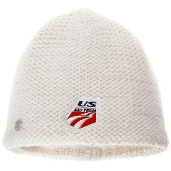 b85ae962d03 Spyder U.S. Ski Team Women s White Renaissance Knit Beanie