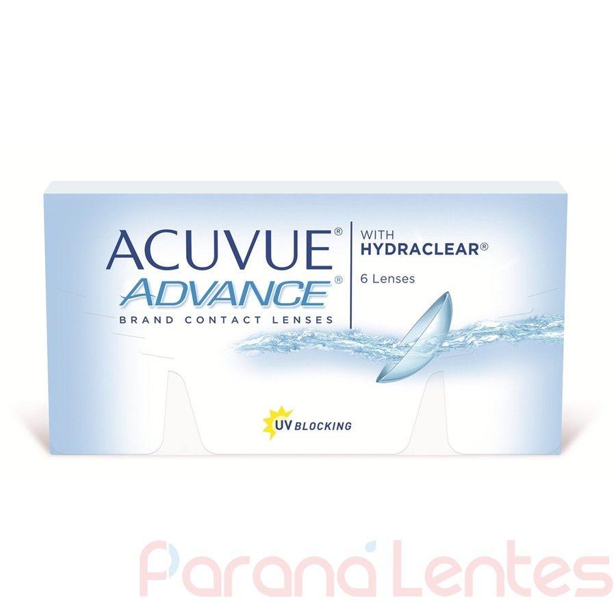 Lentes De Contato Acuvue Advance Johnson Johnson Acuvue Contact Lenses Uv Blocking