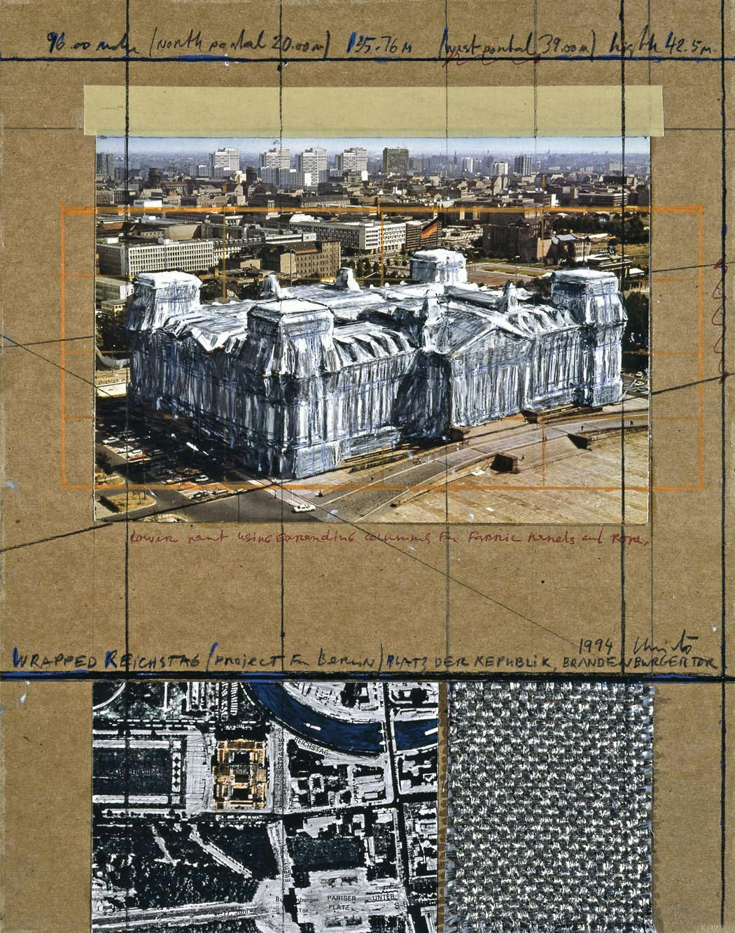Projects Wrapped Reichstag Christo And Jeanne Claude Christo Art Jeanne Claude