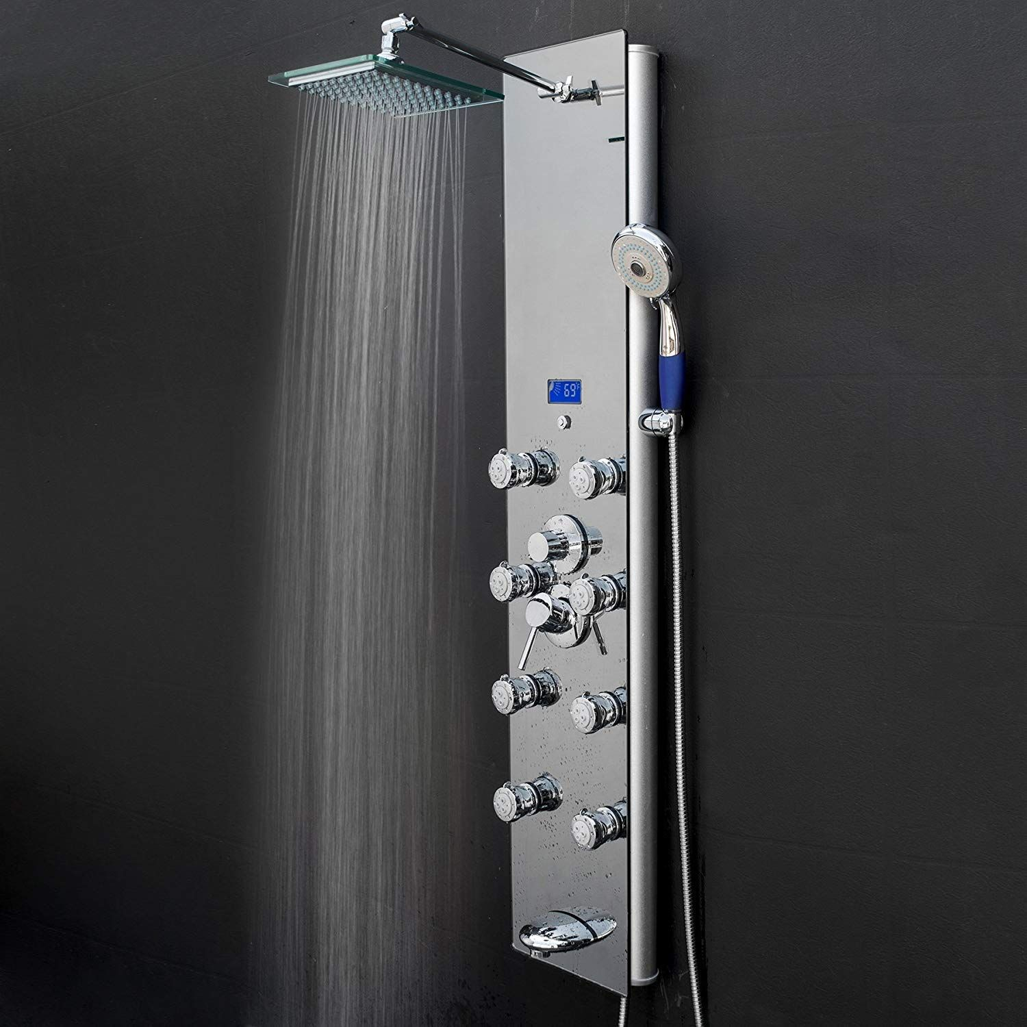Best Shower Panel Reviews In 2020 With Images Shower Panels