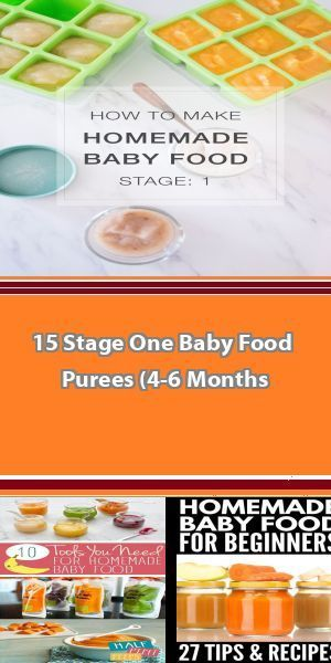Pressure CookerInstant Pot Stage 1 Baby Food How to make baby food recipes for 46 months 79 months and 1012 months Find out what supplies are needed how long it can be st...