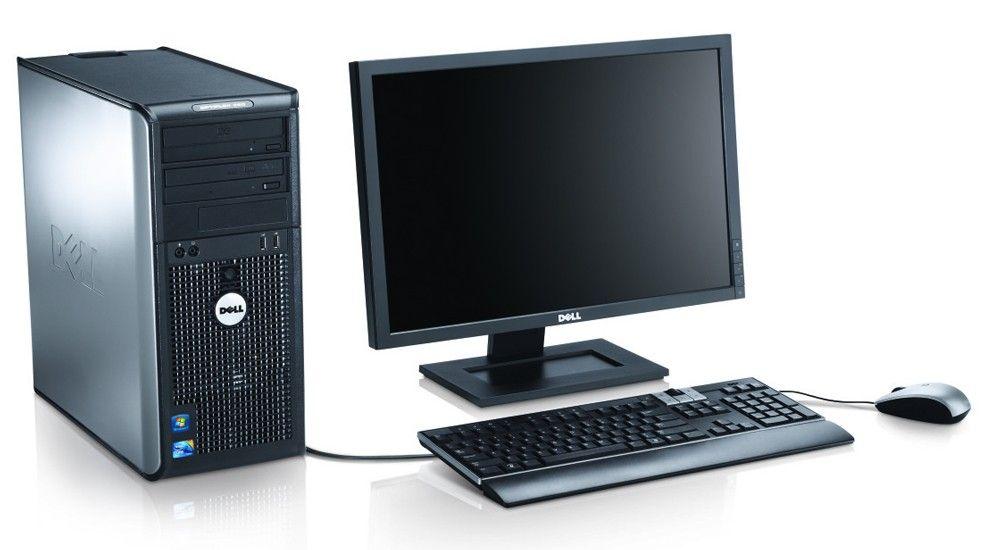 Ordinateur de bureau dell tour cran uni form isations pinterest uni - Mac ordinateur de bureau ...
