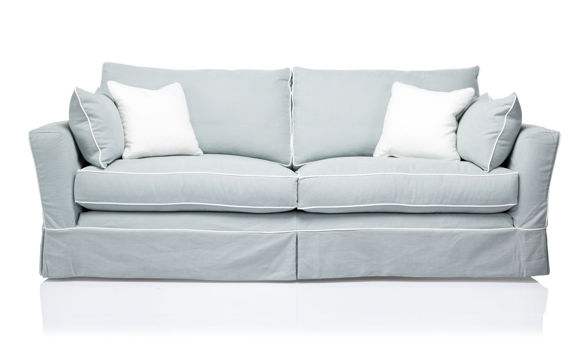 COCO REPUBLIC East Hampton sofa beach Hamptons