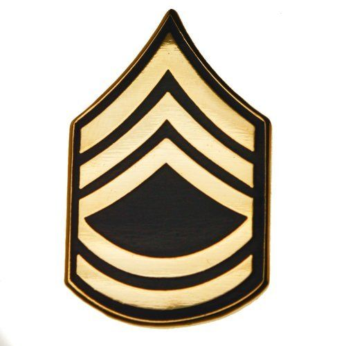 783346f2304 US Army Sergeant First Class SFC E7 Rank pin Sujak Military Items.  5.95.  Quality craftsmanship. 1 2 inch width. For hat or lapel. 2 Metal clasps for  secure ...