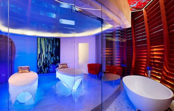 Away Spa W Singapore Treatment Room Pinterest Hotel Spas And Hotels