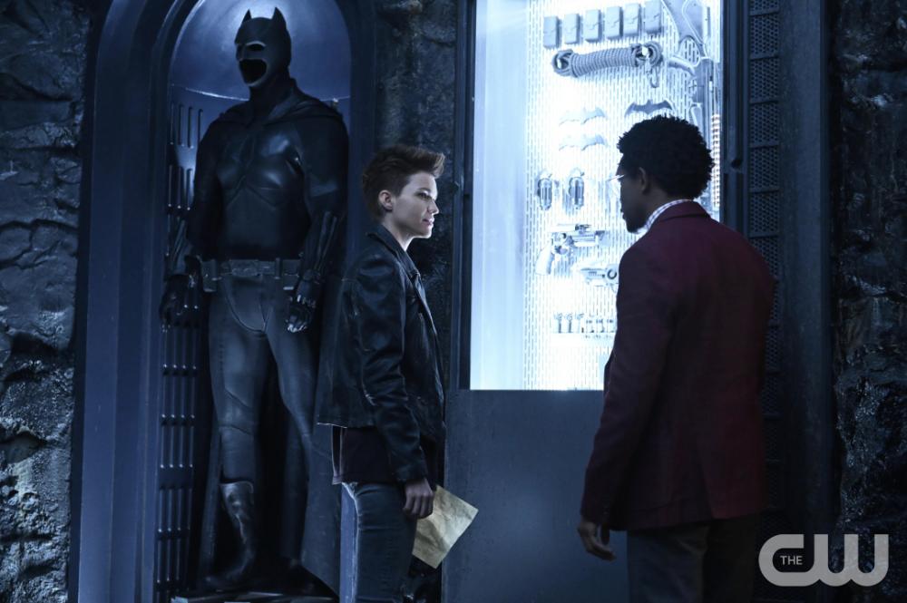 """Batwoman 1x01 """"Pilot"""" Kate and Luke in 2020 Batwoman"""