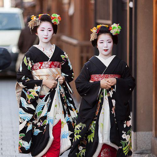 Geiko-san & Maiko-san
