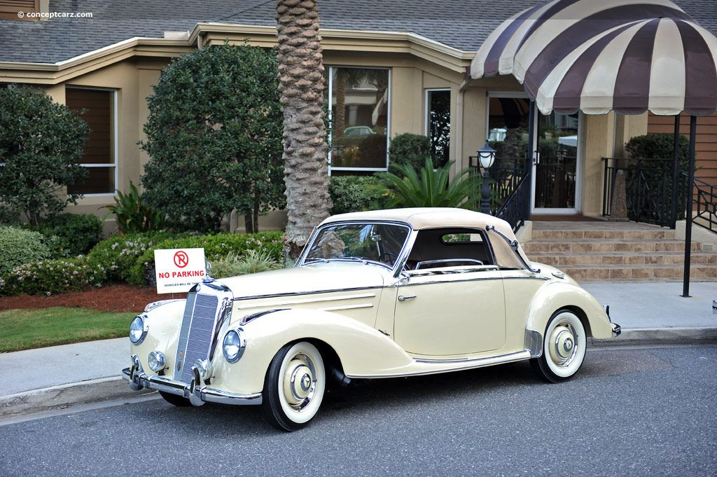 1952 mercedes benz 220 image autos mercedes benz for 1952 mercedes benz