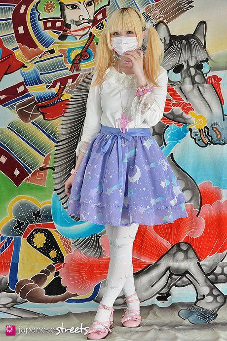 Moco, student | 24 May 2015 | #Fashion #Harajuku (原宿) #Shibuya (渋谷) #Tokyo (東京) #Japan (日本)