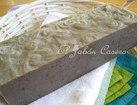 Jabón para cabello Ortigas y Romero : El Jabón Casero