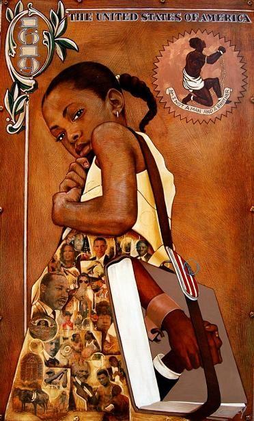 b6d90db1409 African American Art Posters