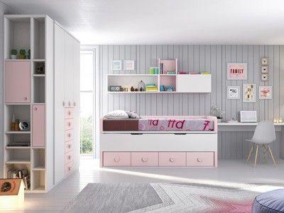 Dormitorios juveniles modernos en argentina salom for Habitaciones juveniles nina