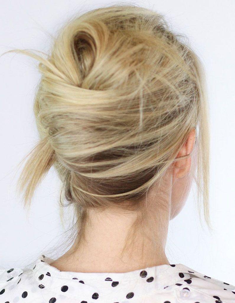 Des idées de coiffures faciles in 2019 Hair styles, Hair