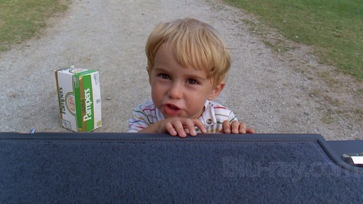 Miko Huges As Gage In Pet Sematary 1989 Pet Sematary Gage Pet Sematary Pet Cemetery