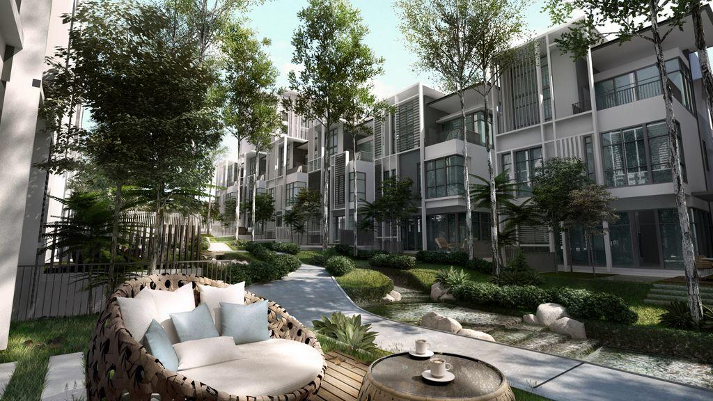 Q16 07 Condominium, Property development, Architect