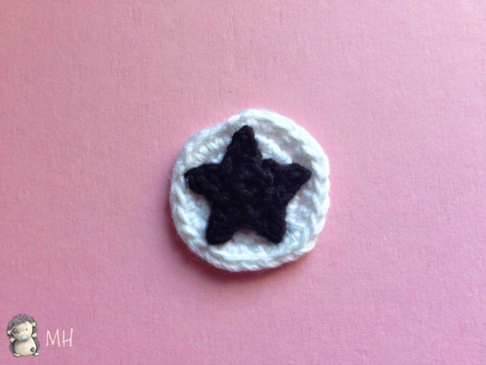converse a crochet | adelaida pelayo | Pinterest | Zapatillas de ...