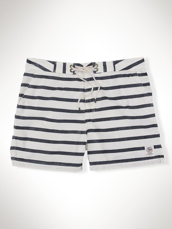 Black Ralph Lauren Swim Shorts