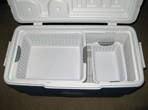 How to Use an Ice Box or Cooler for Food Storage Camping
