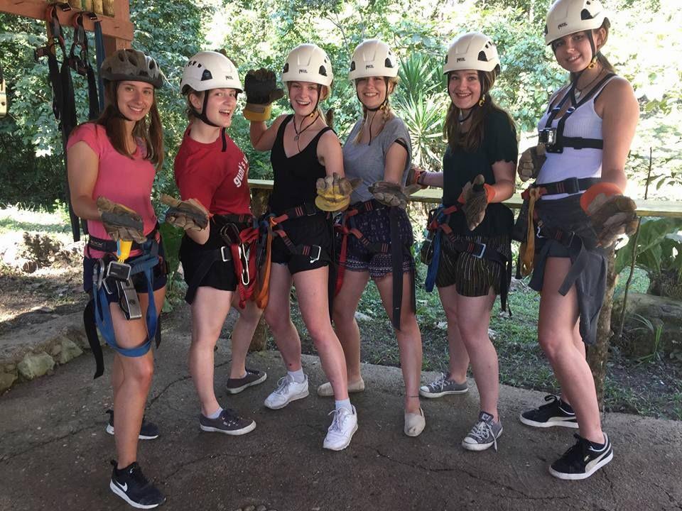 Meet Kirsten Hoaby - The Central America Trail Leader   blog.frontiergap.com   www.frontiergap.com   #CentralAmerica #Adventure #FrontierVolunteer