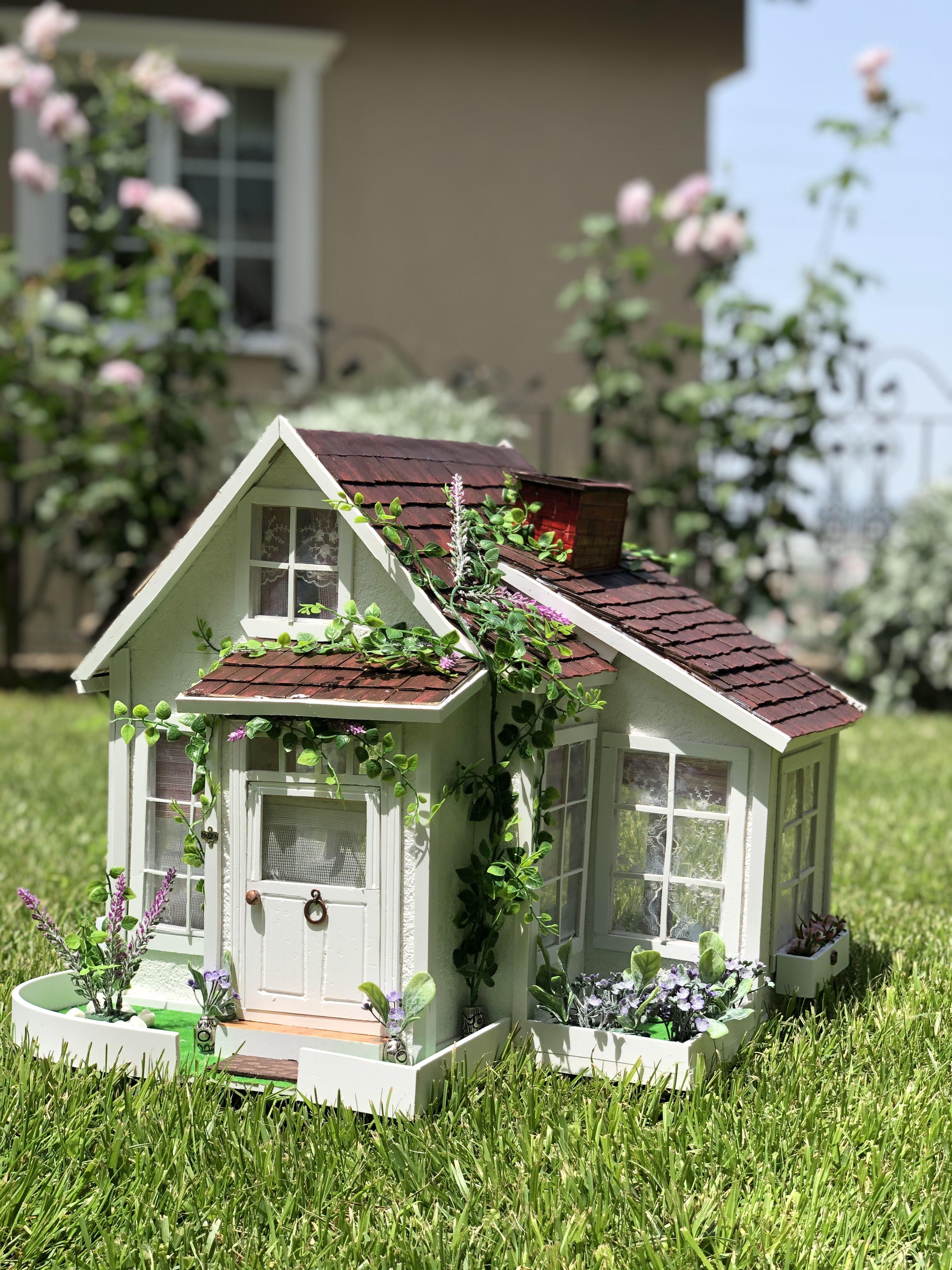Beyhan Cifci Adlı Kullanıcının Minyatur Ev Yapimi