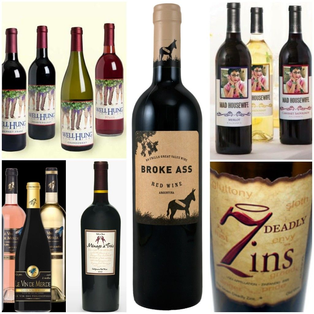 The Entaste Blog Discovers Some Of The Funniest Wine