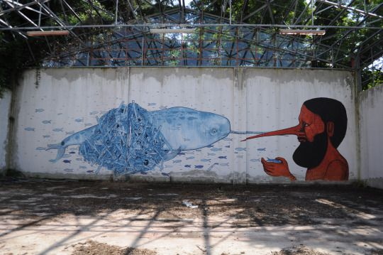 Andrea Casciu + Crisa - Italian Street Artist - Bologna (IT) - 06/2015 - |\*/| #andreacasciu #crisa #streetart #italy