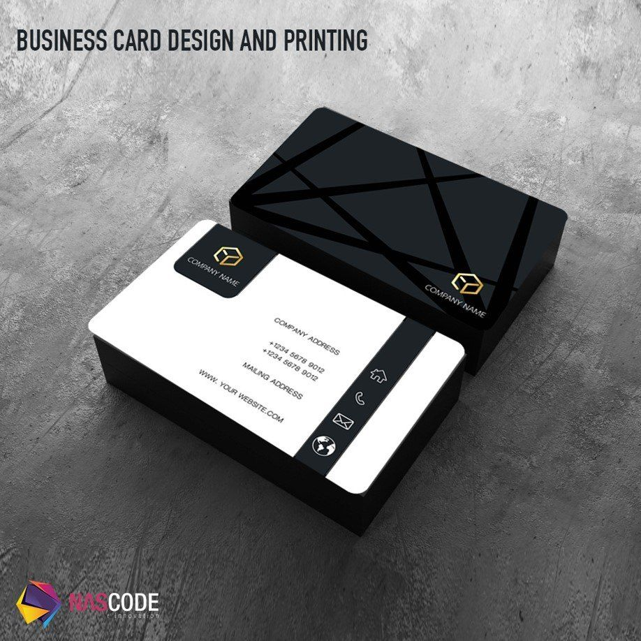 Customized And Personalized Business Cards That Reflect The Character And Personality Of Your Personal Business Cards Software Development Business Card Design