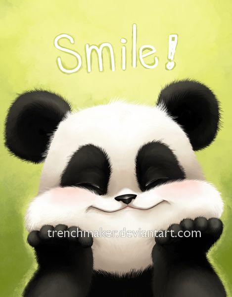 If You Do It Like This You By Trenchmaker On Deviantart Cute Panda Wallpaper Panda Love Panda Painting